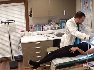Women strip for dirty doctor Latina strips down 4 mandatory medical exam by doctor tampa