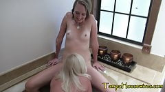 Horny Housewives That Like to Eat Pussy Too