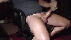BIG BIG Load & cum & moaning from daddy