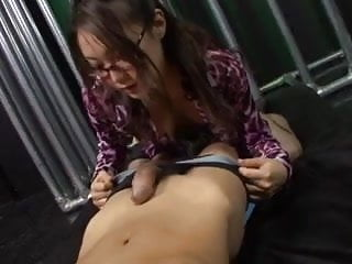 Sex while wearing swimsuit Oral sex while wearing glasses