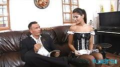Defrancesca Gallardo anal seduction
