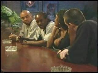 Adult ebony filmstar sierra Big titted ebony sierra gets fucked in the bar