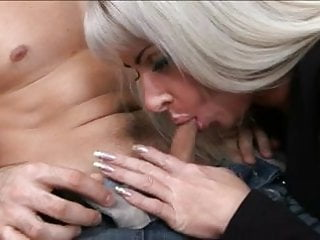 Hairy elaine - Russian mature elaine