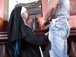 Naughty nuns getting fucked Naughty nuns 2