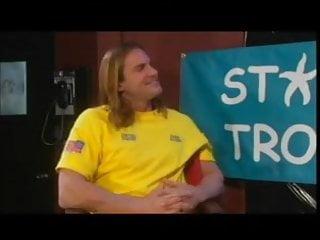 Free news reporter bukkake video - Blonde teen slut fucked by news reporter