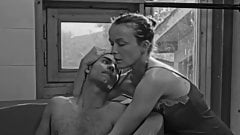 Scene from French movie - final cut & reconstructed original