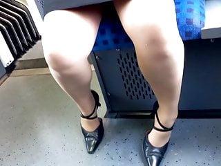 Fetish foot hot leg - Hot mature legs in nylons and heels