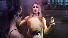 Omega woman AND gama girl