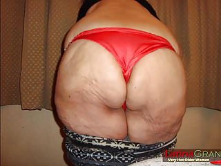 Nude chick pictures - Latinagranny amateur pictures showing old nudes