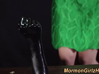 Mormons gay Mormon fucked by bishop