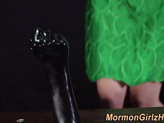 Mormons gay Mormon fucked by bishop