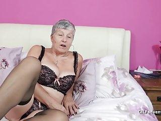 Grey haired mature naked women Grey haired mature fucks nephew