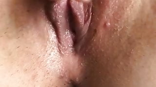 best shaved edging finger clit to grooly contractions 1
