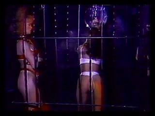 Bound for sex Brunette is bound for couples pleasure