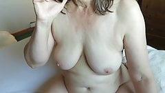 Hello mummy I'm naked