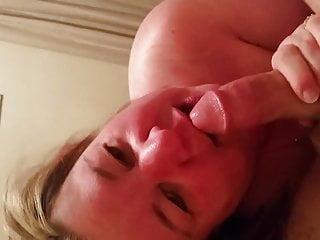 Cuck is a blow job queen Blow job queen pt.2
