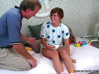 Gay diaper stories Cutie in a diaper takes cock