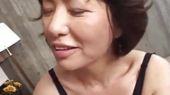 Japanese Milf  Young Man