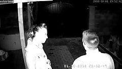 Dad fuck daughter friend real hidden cam