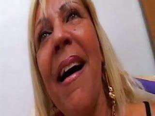 Babe mature anal Mature anal bimbo of brazil