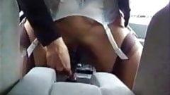 Girl in the car4234
