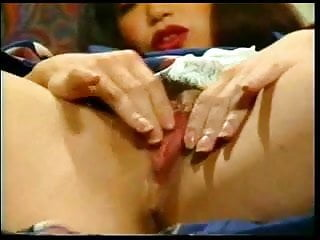 Vintage japanese toys - Satomi toy masturbation and anal fucking