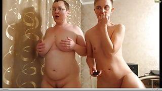 Russian lesbians on webcam