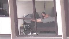 Hotel Window 90