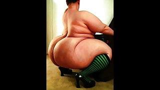BBW SSBBW Big booty Compilation