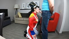 Toy Soldier Blowjob