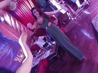 Dance clubs teen Sexy armenian girl dance in club