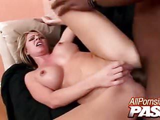 Black pornstar ashley foxx Blacked ashley winters jizzed on her tits