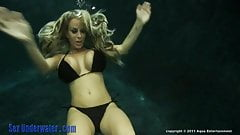 holly halston bubbles tumbles underwater
