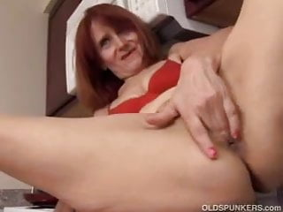 Food fetish sex stories Skinny mature redhead has a food fetish in the kitchen