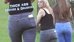 003 - Thick Ass Mother and Daughter (Field Series)