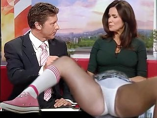 Gay live tv - Susannah reid spreads on live tv ..........
