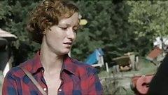 Hot redhead in Swiss 'Tatort'-episode