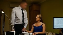 LOAN4K. Teen girl cant pay for education so why seduces loan