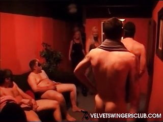 Hedonist club orgy - Velvet swingers club orgy with lifestyle couples and singles