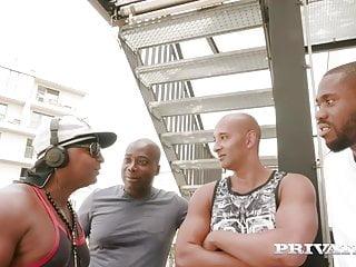 Hannah videos sex Private.com - sweet hannah vivienne fucks 4 big black cocks