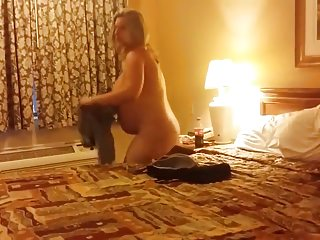 Pregnant video tits - Cuckold shares a heavily pregnant wife awesome