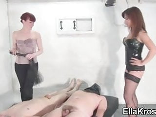 Miss kitty escort - Double nipple torture and whipping