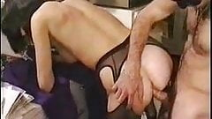 mature french group sex
