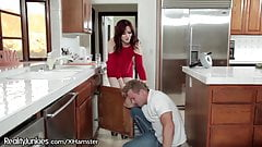 RealityJunkies Horny MILF Dicked on the Counter