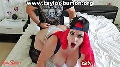 Cum Bitch Taylor Burton