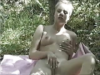Erotic swedish blondes - Swedish erotic bondage in the forest