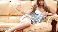 Russian babe Melena A