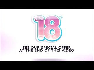 Free long sex teen video Teen cutie trini fucks a fat long dildo