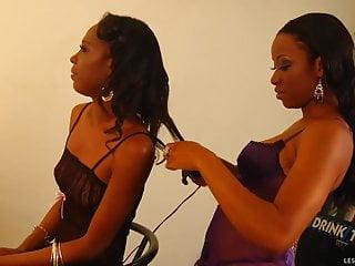 Sex toys of black girls Black girls lick dressing room cunt