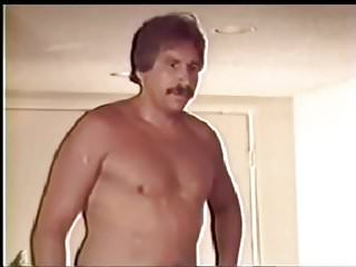 Ass cheek cum - Frank james in creamy cheeks1987